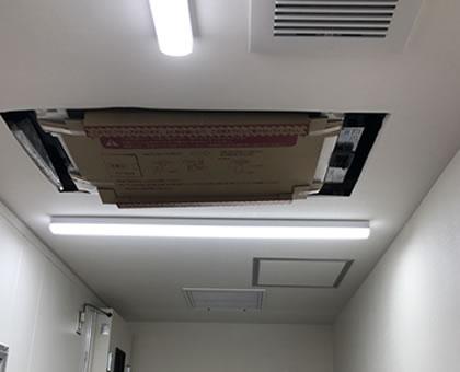 エアコン取付・取替工事